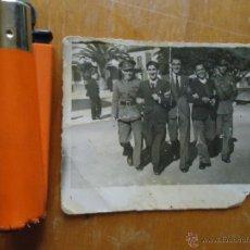 Fotografía antigua: ANTIGUA FOTOGRAFIA MILITAR MILITARES, FOTO CINE MARTIN ALGECIRAS CADIZ . Lote 47308851