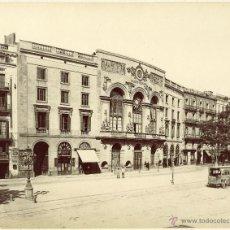 Fotografía antigua - Barcelona. Teatro principal. - 46723542