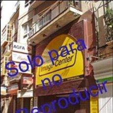 Fotografía antigua - Alicante fotografía 15x20 cm. Comercio de Fotografia Huesca que estaba en la calle San Francisco - 46477104