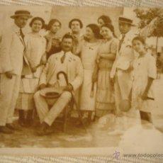 Fotografía antigua: ANTIGUA FOTOGRAFIA ALBÚMINA ORIGINAL DE P.P.S.XX FINALES S.XIX 1890. Lote 48322811
