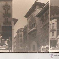 Fotografía antigua: TERUEL FOTO ANTIGUA LOTE DE 3 FOTOS. Lote 48360092