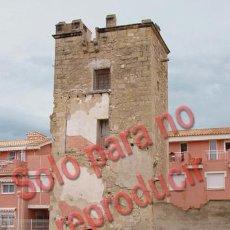 Fotografía antigua: ALICANTE FOTOGRAFÍA ANTIGUA TORRE DE LA HUERTA, TORRE PLACIA AÑO 2011 TAMAÑO 20X15CM. Lote 48395652