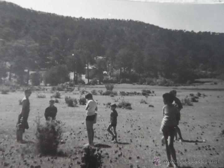 Fotografía antigua: foto el algarbe terriente teruel sierra albarracin lote de 6 fotos - Foto 2 - 48437387