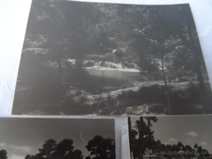 Fotografía antigua: foto el algarbe terriente teruel sierra albarracin lote de 6 fotos - Foto 3 - 48437387