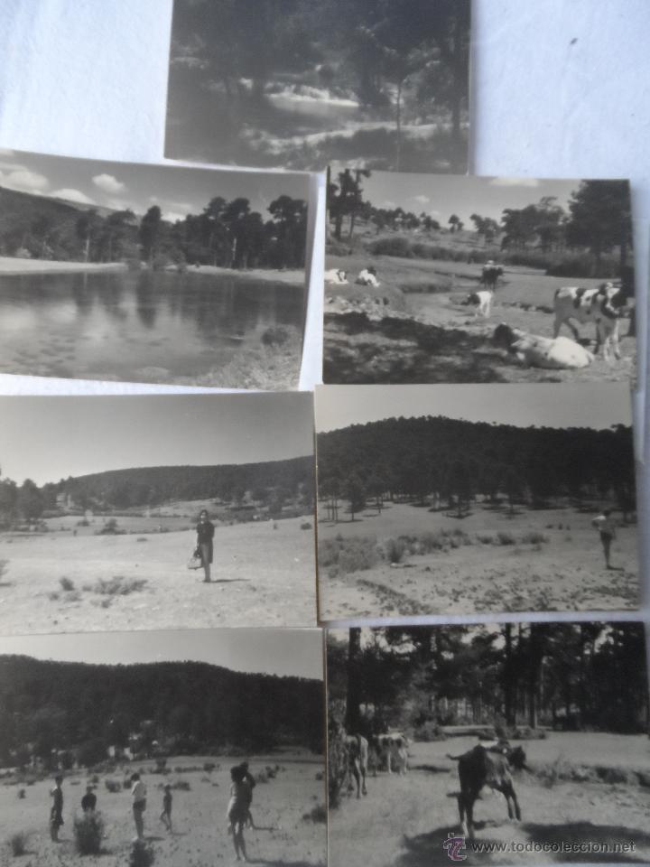Fotografía antigua: foto el algarbe terriente teruel sierra albarracin lote de 6 fotos - Foto 4 - 48437387
