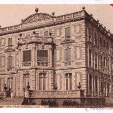 Fotografía antigua: MADRID, 1031. PALACIO DE INDO EN LA CASTELLANA, FOTO: LAURENT. 25,3X34XM.. Lote 48443777