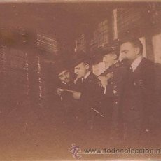 Fotografía antigua: FOTO GRUPO DE PERSONAS EN BENASQUE. PRINC. SIGLO XX. ORIGINAL¡¡¡. Lote 48463506