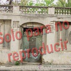 Fotografía antigua: ALICANTE FOTOGRAFÍA CASA DEL OBISPO AVDA. DE NOVELDA AÑO 2011, TAMAÑO 20X15 CM. Lote 48481361