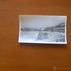 Fotografía antigua: BIARRITZ 1928. Lote 49637978