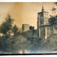 Fotografía antigua: FOTOGRAFÍA ANTIGUA DE COVARRUBIAS ( BURGOS). Lote 49743145