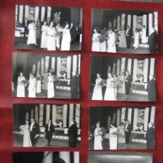 Fotografía antigua: ALUCINANTE! FOTOGRAFIAS FOTOS RITA BARBERA ALCALDESA DE VALENCIA 1973 8ª OLIMPIADA HUMOR . Lote 50366940