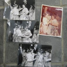 Fotografía antigua: FALLERA MAYOR INFANTIL VALENCIA 1973 TRENOR FOTOS FOTOGRAFIAS. Lote 50377528