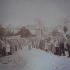 Fotografía antigua - (FOT-901)FOTOGRAFIA ALBUMINA,UBICACION DESCONOCIDA - 50454019