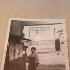 Fotografía antigua: FOTOGRAFIA FOTO CHINA AÑOS 50 - MEDIDA 10X7CM. Lote 56184267