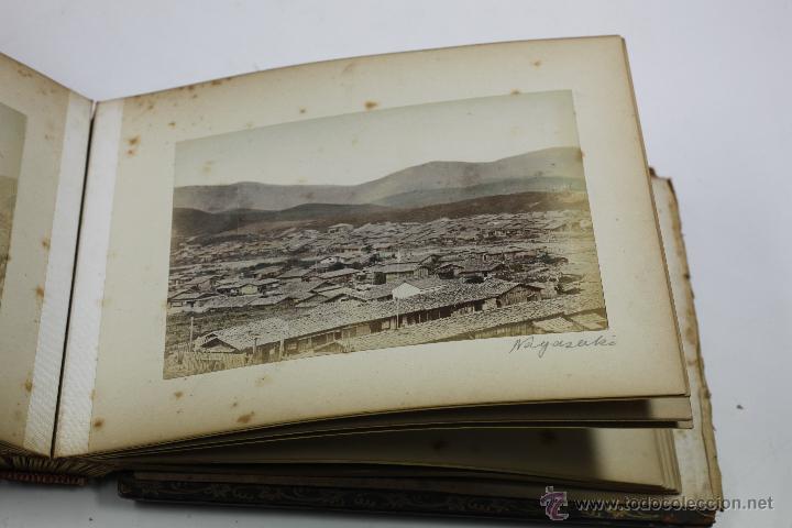 Fotografía antigua: Japón, 1890's. Álbum con 50 fotos: Nagasaki, Tokio, Nikko, Osaka, Kobe, etc. Y muchos retratos, ver. - Foto 24 - 51299985