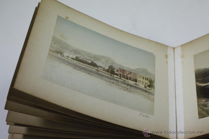 Fotografía antigua: Japón, 1890's. Álbum con 50 fotos: Nagasaki, Tokio, Nikko, Osaka, Kobe, etc. Y muchos retratos, ver. - Foto 27 - 51299985