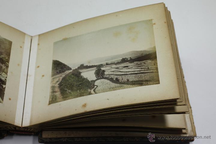 Fotografía antigua: Japón, 1890's. Álbum con 50 fotos: Nagasaki, Tokio, Nikko, Osaka, Kobe, etc. Y muchos retratos, ver. - Foto 30 - 51299985