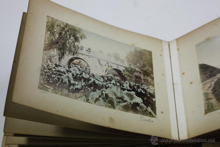 Fotografía antigua: Japón, 1890's. Álbum con 50 fotos: Nagasaki, Tokio, Nikko, Osaka, Kobe, etc. Y muchos retratos, ver. - Foto 31 - 51299985