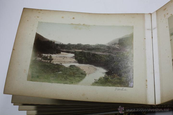 Fotografía antigua: Japón, 1890's. Álbum con 50 fotos: Nagasaki, Tokio, Nikko, Osaka, Kobe, etc. Y muchos retratos, ver. - Foto 33 - 51299985