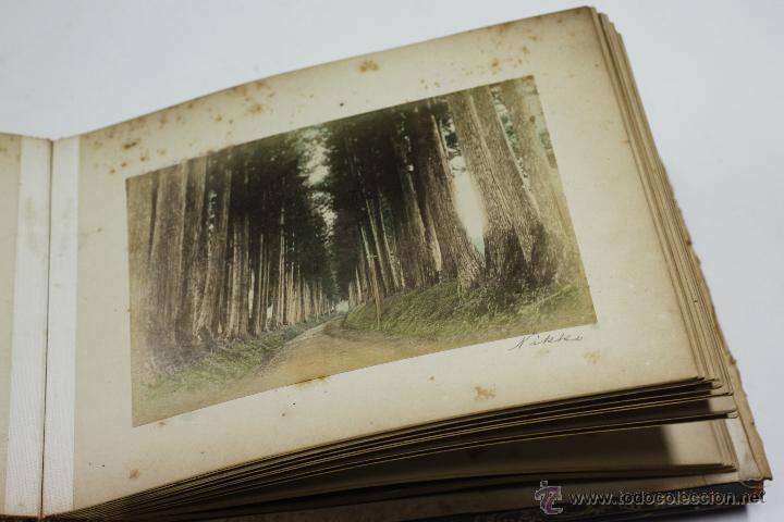 Fotografía antigua: Japón, 1890's. Álbum con 50 fotos: Nagasaki, Tokio, Nikko, Osaka, Kobe, etc. Y muchos retratos, ver. - Foto 36 - 51299985