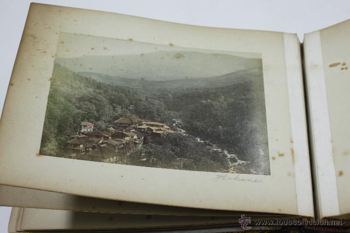 Fotografía antigua: Japón, 1890's. Álbum con 50 fotos: Nagasaki, Tokio, Nikko, Osaka, Kobe, etc. Y muchos retratos, ver. - Foto 39 - 51299985