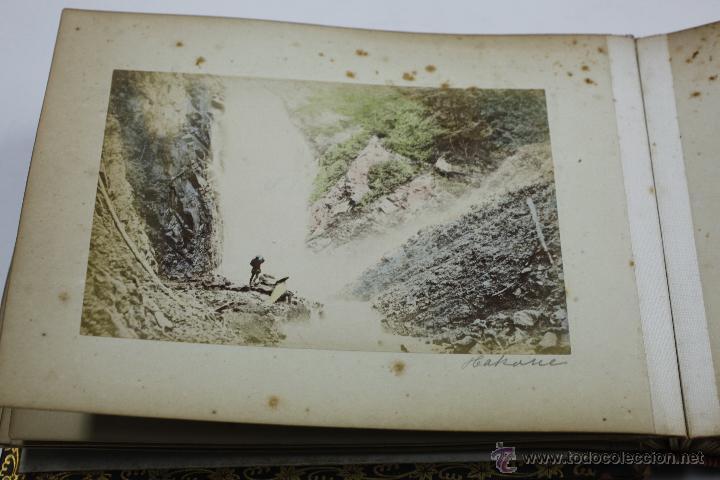 Fotografía antigua: Japón, 1890's. Álbum con 50 fotos: Nagasaki, Tokio, Nikko, Osaka, Kobe, etc. Y muchos retratos, ver. - Foto 41 - 51299985
