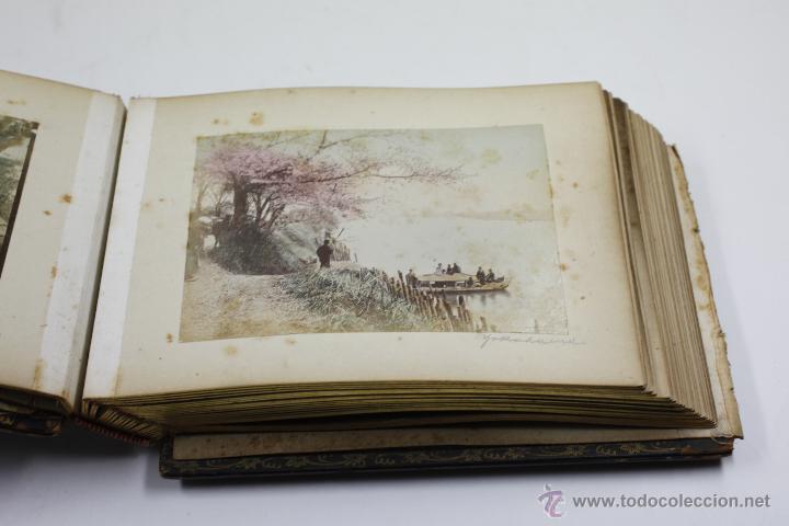 Fotografía antigua: Japón, 1890's. Álbum con 50 fotos: Nagasaki, Tokio, Nikko, Osaka, Kobe, etc. Y muchos retratos, ver. - Foto 46 - 51299985