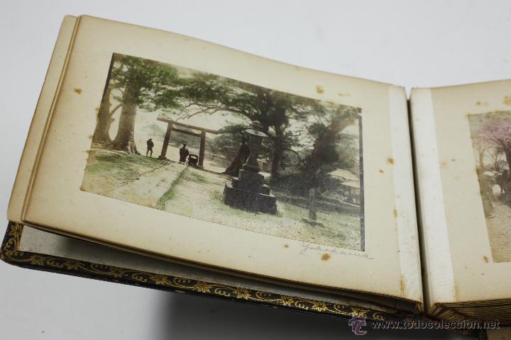 Fotografía antigua: Japón, 1890's. Álbum con 50 fotos: Nagasaki, Tokio, Nikko, Osaka, Kobe, etc. Y muchos retratos, ver. - Foto 47 - 51299985