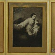 Fotografía antigua: FO-003. COLECCION DE 3 FOTOGRAFIAS DE ALBUMINA EN BLANCO Y NEGRO. SIGLO XX. . Lote 51416852