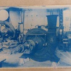 Fotografía antigua: FABRICA - CIANOTIPO - 1920'S . Lote 51707019