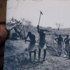 Fotografía antigua: FOTOGRAFIA ANTIGUA FAO ETIOPIA 1974 JOHN ENGLISH FOTOGRAFA SARAH ERRINGTON. Lote 53637402