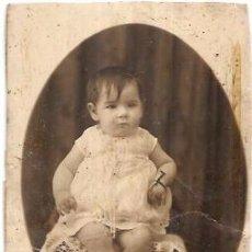 Fotografía antigua: TARJETA POSTAL FOTOGRAFICA . M. IGLESIAS. CADIZ.. Lote 53762437