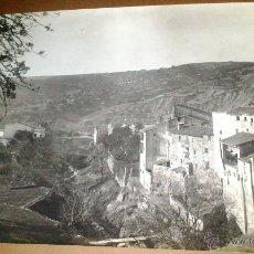 Fotografía antigua: MAGNIFICA FOTO ORIGINAL ALBUMINA, PUEBLA, CERCA DE VALENCIA. MEDIDAS 17 X 12 CM. Lote 53812547