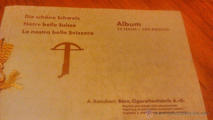 Fotografía antigua: Album The beautiful Switzerland.Notre belle Suisse.La nostra bella Svizzera. Album 1936.200 fotos - Foto 2 - 54122026