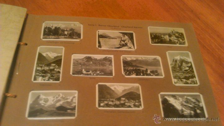 Fotografía antigua: Album The beautiful Switzerland.Notre belle Suisse.La nostra bella Svizzera. Album 1936.200 fotos - Foto 4 - 54122026