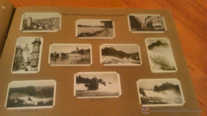 Fotografía antigua: Album The beautiful Switzerland.Notre belle Suisse.La nostra bella Svizzera. Album 1936.200 fotos - Foto 5 - 54122026
