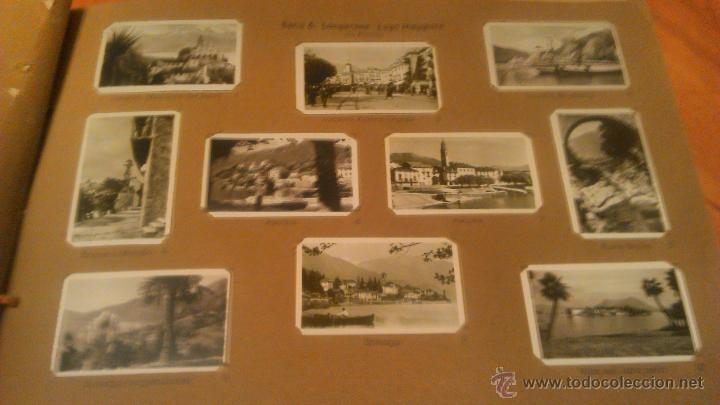 Fotografía antigua: Album The beautiful Switzerland.Notre belle Suisse.La nostra bella Svizzera. Album 1936.200 fotos - Foto 6 - 54122026