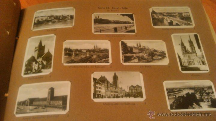 Fotografía antigua: Album The beautiful Switzerland.Notre belle Suisse.La nostra bella Svizzera. Album 1936.200 fotos - Foto 7 - 54122026