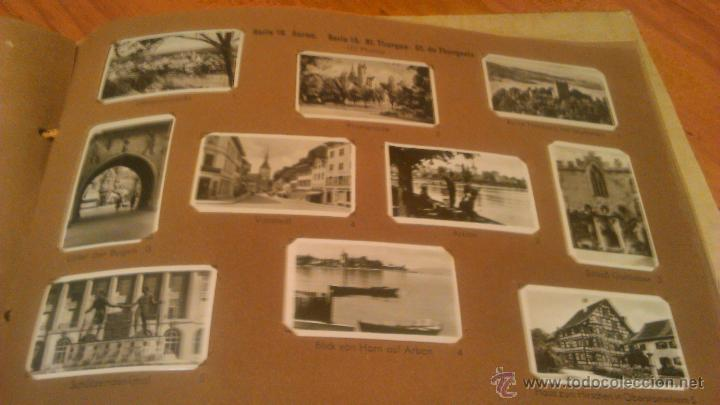 Fotografía antigua: Album The beautiful Switzerland.Notre belle Suisse.La nostra bella Svizzera. Album 1936.200 fotos - Foto 8 - 54122026