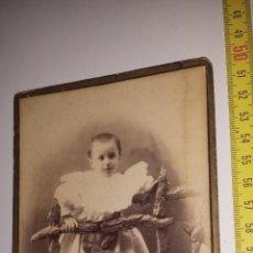 Fotografía antigua: NIÑA -R.AREÑAS. Lote 54841211