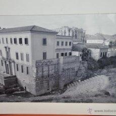 Fotografía antigua: FOTOGRAFÍA ORIGINAL DE LA ANTIGUA CASA DE LA CULTURA EN MÁLAGA. Lote 54902070