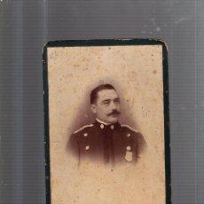 Fotografía antigua: ANTIGUA FOTOGRAFIA. POLICIA CUBANO. ENERO 1905. A.SAINZ, LA HABANA. 13 X 22CM. Lote 54941616