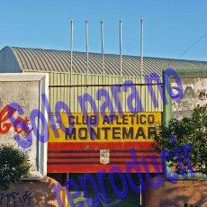 Fotografía antigua: FOTOGRAFÍA CLUB ATLÉTICO MONTEMAR DE ALICANTE TAMAÑO 15X20CM AÑO 2005. Lote 56326831