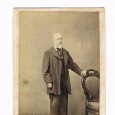 Fotografía antigua: CEBRIAN Y GARCIA - VALENCIA - SIGLO XIX - FOTOGRAFIA ANTIGUA. Lote 56614513