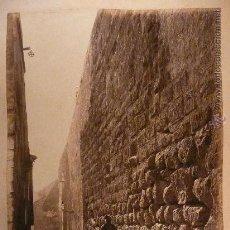 Fotografia antica: TARRAGONA,Nº 1236. LA MURALLA CICLÓPEA Y BARCELONA,Nº 1267 CAPILLA DE S.JORDI EN LA AUDIENCIA.Fº LAU. Lote 26355055