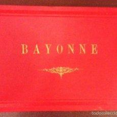 Fotografía antigua: ALBUM FOTOGRAFICO DE BAYONNE, ANTIGUO 12 FOTOGRAFIAS. Lote 56933239