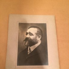 Fotografía antigua: FOTOGRAFÍA ANTIGUA - RUPERTO CHAPI - PUBLICIDAD - PIANO - BALDWIN - KLINGER - CASA CAMPOS. Lote 57255384