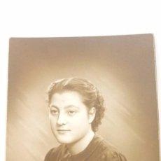 Fotografía antigua: ANTIGUA FOTO ALBÚMINA. ESTUDIO NIEPCER. BARCELONA. ORIGINAL. AÑOS 1920S. Lote 57490488