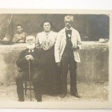 Fotografía antigua: ANTIGUA FOTO ALBÚMINA. ESTUDIO BARÓ. BARCELONA. ORIGINAL. AÑOS 1920S. Lote 57490703