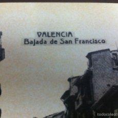 Fotografía antigua: 2 LÁMINAS ANTIGUAS DE VALENCIA. Lote 57909187